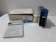 Omron S8VM-03015C Power Supply AC100-240V 50/60 Hz 0.9A 15 VDC S8VM03015C