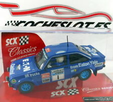 "Ford Escort MKII ""Eaton Yale"" N#1 REF.63550 TECNITOYS SCX"