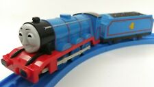 Talking Gordon Thomas & friends trackmaster motorized train 2010 Mattel works!!