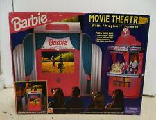 MATTEL BARBIE MOVIE THEATER 14618