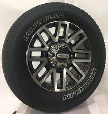 """New Takeoff Ford F250 Lariet 20"""" OEM 2005-2018 Wheels Rims Michelin Tires"""