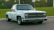 73-87 Chevrolet GMC Pickup SHOWCARS Rt Rear Stepside - NO gas tank hole(FM165)