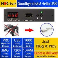 Floppy Disk USB Emulator Nalbantov N-Drive 1000 for Yamaha EL27/37/57/87 QY700