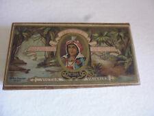 ancienne boite à savon parfum Des Princes du Congo Victor Vaissier 1900