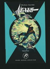Nexus Archives Volume 4 By Mike Baron & Steve Rude (Hardcover)