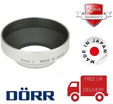Dorr 37mm Universal Metal Lens Hood 360300 (UK Stock)