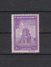 Serbien, Nr. 71 x (braune Gummierung), postfrisch