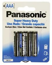 Panasonic AAA Triple A Batteries FREE SHIPPING