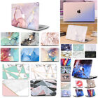 """6 Color Marble Hard Case Cover Skin for 2020 Macbook Air Pro 11"""" 13''A2337 A2338"""