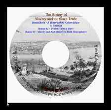 History of Slavery and the Slave Trade + Twelve Years A Slave
