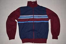 Adidas Trainings Jacke Sport Track Top Wende Jacket 80s West Germany Vintage  S