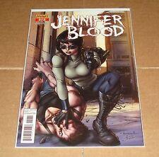 Jennifer Blood #12 Ale Garza Variant Edition 1st Print Garth Ennis