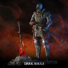 Dark Souls Trilogy Collector's Edition ELITE KNIGHT AT THE BONFIRE STATUE NEW