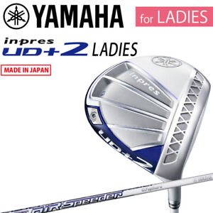 for LADIES 2021 YAMAHA Golf Japan inpres UD+2 DRIVER Air Speeder M421d 20wn