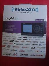 NEW  sealed SIRIUS XM ONYX EZ RADIO receiver  WITH Home KIT XEZ1H1