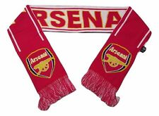 "Arsenal FC Scarf New With Tags 60"" Long Official Product by Rhinox"