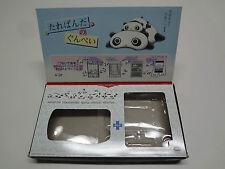 Tarepanda Bundle Box + Tray Only Bandai Japan LOOSE Wonderswan