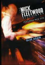 Mick Fleetwood Blues Band Featuring Rick Vito: Blue Again (2010, DVD NEUF)