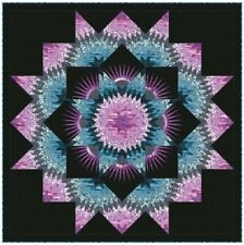 Michael Miller Mardi Gras Strata Quilt KIT by Christine Stainbrook KIT0179