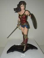 DC Batman v Superman: Dawn of Justice Wonder Woman Statue