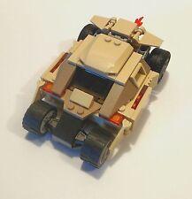 Bane Tan Tumbler Lego 76001 Dark Knight Rises No Bat Batmobile Batman