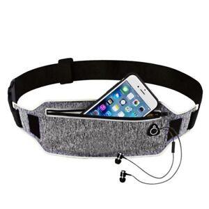 Professional Running Waist Pouch Belt Sport Belt Mobile Phone Men Women Bags