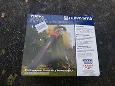 New Husqvarna 125BVx 28cc170 MPH Lawn Yard BlowerVacuum