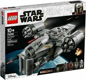 LEGO 75292 STAR WARS The Razor Crest -Mandalorian-Baby Yoda (Brand New Sealed)