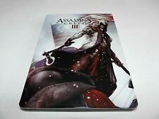 Assassins Creed III - Steelbook  G1 PC  (No Game Included)