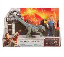 Jurassic World 2 Fallen Kingdom Story Pack Velociraptor Blue And Owen 2018