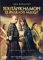 EDITION 2 DVD TOUTANKHAMON LE PHARAON MAUDIT BEN KINGSLEY