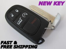 JEEP CHEROKEE smart key keyless remote fob transmitter push start 68141580 OEM