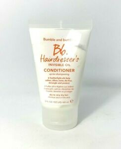 Bumble And Bumble Hairdresser's Invisible Oil Conditioner ~ 2 oz / 60 ml ~