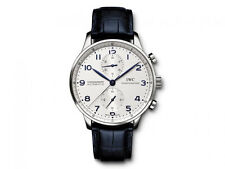 IWC IW371446 Portuguese Wrist Watch for Men - Blue