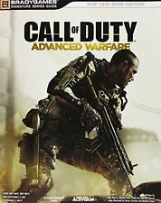 Call of Duty: Advanced Warfare Signature Series Strategy Guide (Bradygames Sig,
