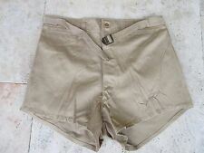 US Army WW2 Khaki Chino Shorts Athletic USAAF USMC USN QM Depot 1945 VMF-214 -42
