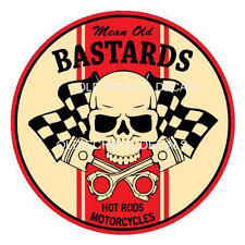 Mean Old Bastards Hot Rods  Sticker/Decal