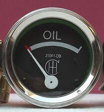 IH / Farmall Oil Pressure Gauge fits  A, B, F12, F14, F20, F30 series - Screwin