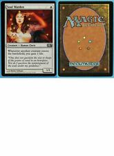 Soul Warden Magic 2010 / M10 NM Common Misprint Miscut CARD (m15507) ABUGames