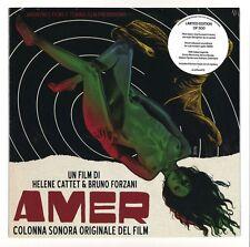 Amer - Compete Score - Limited 500 - Black Vinyl - OOP - Ennio Morricone