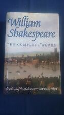 William Shakespeare - The Complete Works - HARD COVER