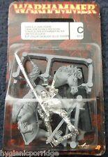 1997 Elfo Oscuro Rider 1 caballería Corcel Ciudadela De Los Elfos ejército Drow Warhammer montado Gw