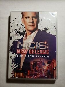 NCIS:New Orleans:The Complete Fifth Season 5 Five(DVD,2009,6-Disc Set) Free S&H