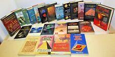 Lotto 23 Libri - ESOTERISMO SANTO GRAAL TEMPLARI UFO ATLANTIDE MISTERI EGITTO