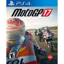 MotoGP 17 PS4 [Brand New]