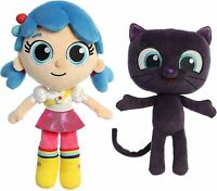 Aurora Plush True and The Rainbow Kingdom-11 Inch True and 8 inch Bartleby (NEW)