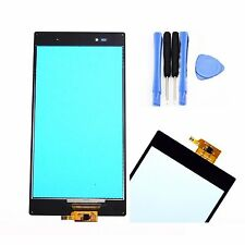 Touch Screen Digitizer Glass Lens For Sony Xperia Z Ultra C6802 XL39h +Tool