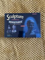 Sculpture Puzzles Miniatures 'The Head' 3D Vertical Jigsaw Puzzle Challenge! NEW