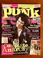 UNCUT PUNK '75-'79 Blondie Elvis Costello Ian Dury Sex Pistols The Clash Ramones