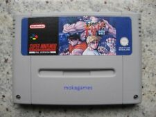 Final Fight Guy Super Nintendo PAL english SNES